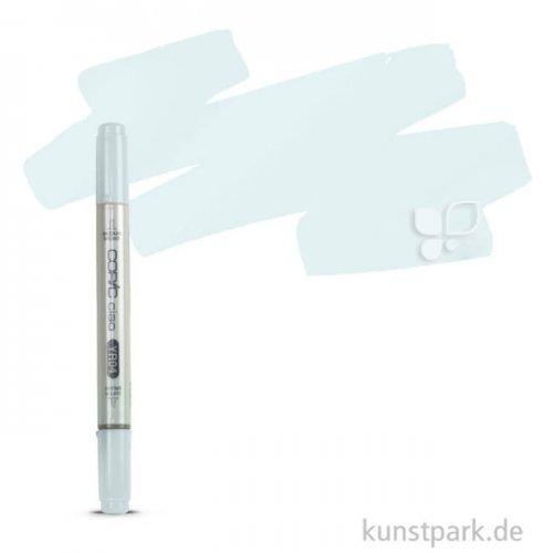 COPIC ciao Marker einzeln Stift | B00 Frost Blue