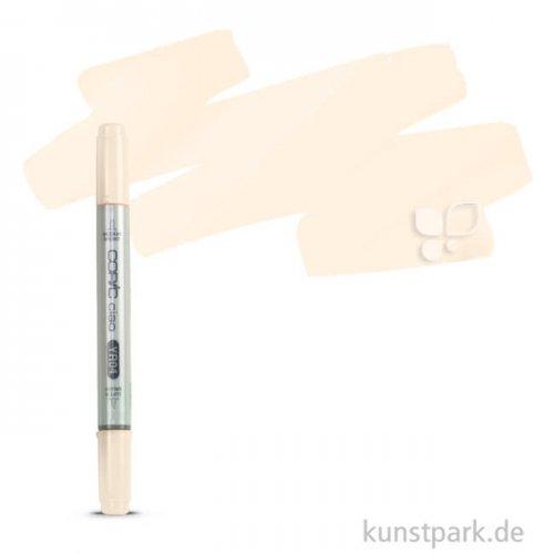 COPIC ciao Marker einzeln Stift   E51 Milky White