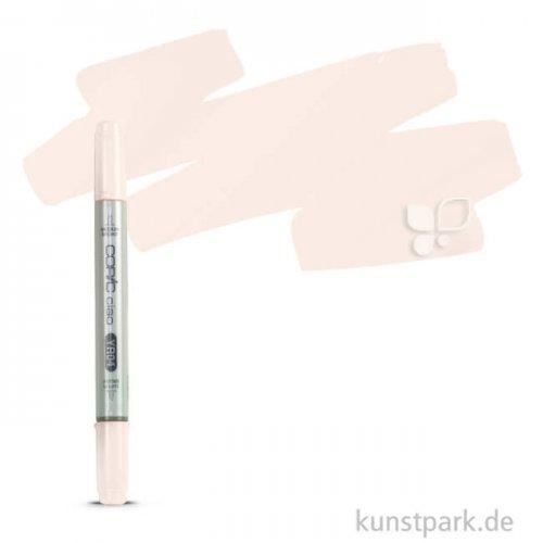 COPIC ciao Marker einzeln Stift | R000 Cherry White