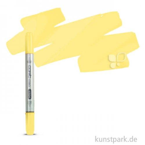 COPIC ciao Marker einzeln Stift   Y15 Cadmium Yellow