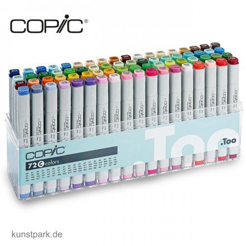 COPIC Marker 72er Set 3
