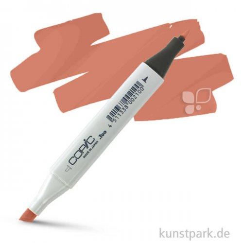 COPIC Marker Einzelfarben Marker | E09 Burnt Sienna