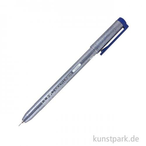 COPIC Multiliner Cobalt Classic 0,05 mm
