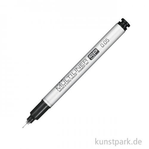COPIC Multiliner SP - der Profi Fineliner 0,05 mm