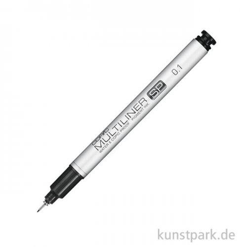 COPIC Multiliner SP - der Profi Fineliner 0,1 mm