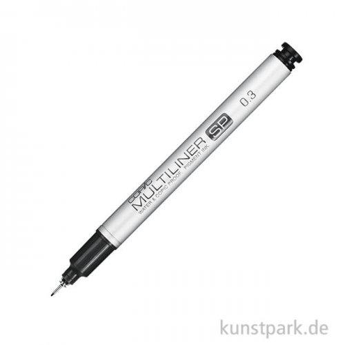 COPIC Multiliner SP - der Profi Fineliner 0,3 mm