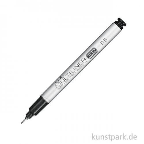 COPIC Multiliner SP - der Profi Fineliner 0,5 mm