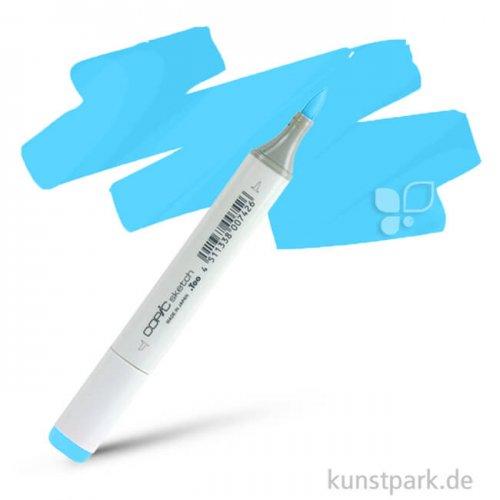 COPIC sketch Einzelmarker Einzelfarbe | B06 Peacock Blue