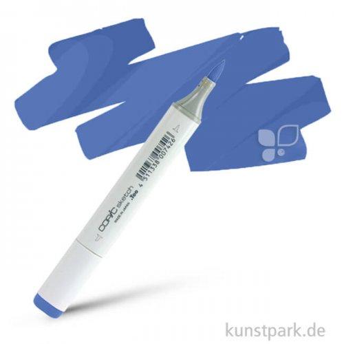 COPIC Sketch Einzelmarker Einzelfarbe | B39 Prussian Blue