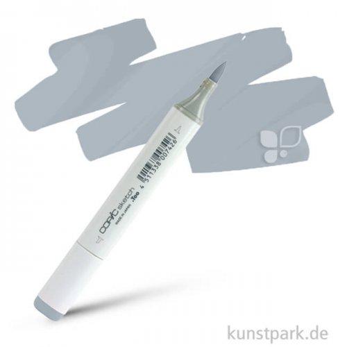 COPIC sketch Marker einzeln Stift   C4 Cool Gray