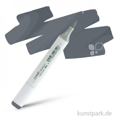COPIC sketch Marker einzeln Stift | C8 Cool Grey