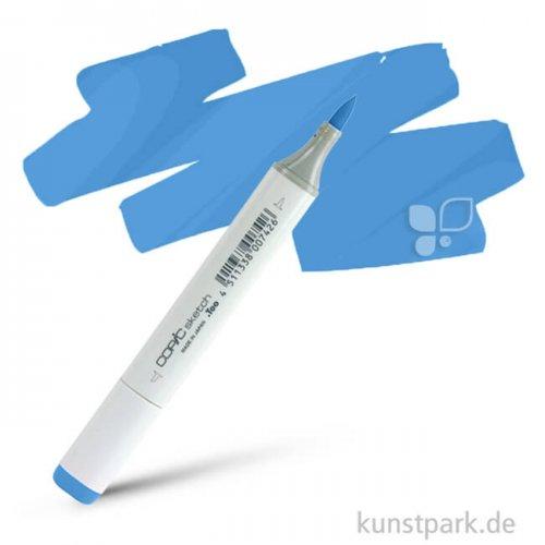 COPIC sketch Marker einzeln Stift   FB2 Fluorescent Dull Blue