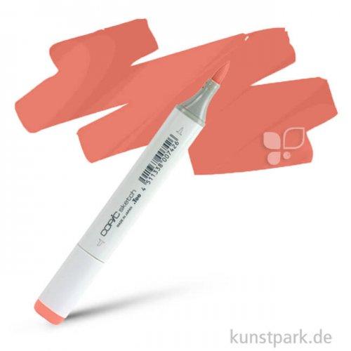 COPIC sketch Einzelmarker Einzelfarbe | R08 Vermillion