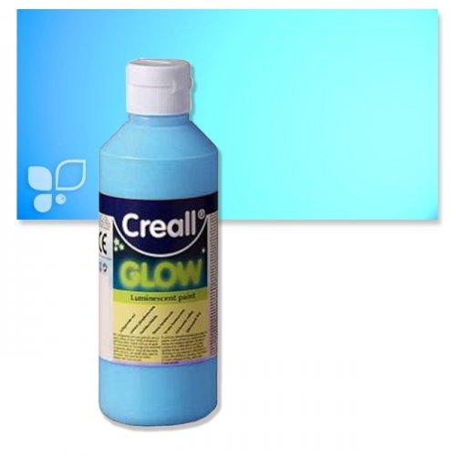 Creall GLOW in the Dark 250 ml | Blau