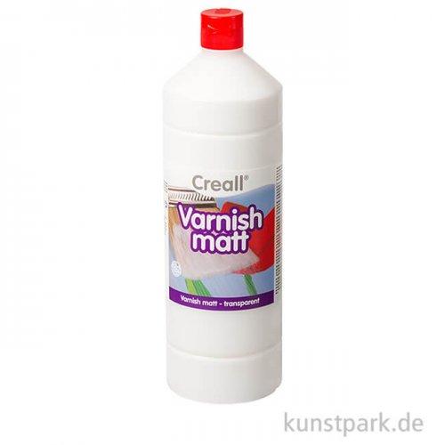 Creall Varnish Fixativ Matt 1000 ml