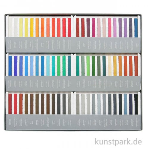 Cretacolor Fine Art Pastel - 72er Pastell-Set im Metalletui