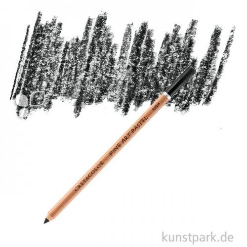Cretacolor FineART Pastel - Pastellkreide Stifte Einzelfarbe | 250 Elfenbeinschwarz