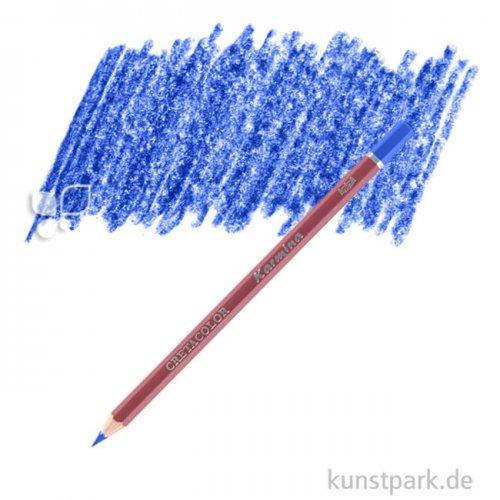 Cretacolor KARMINA - wasserfeste Künstlerstifte Einzelfarbe | 162 Indigo