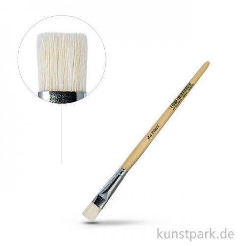 da Vinci Serie 29 - Borstpinsel flach