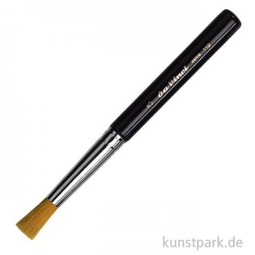da Vinci Serie 112 - Schablonierpinsel Nylon