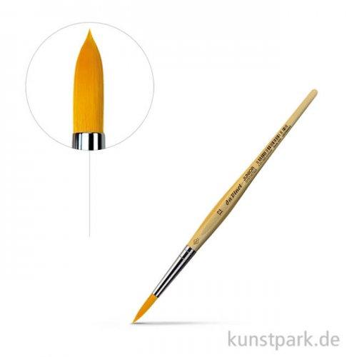 da Vinci Serie 303 - Junior Schulmalpinsel rund 1