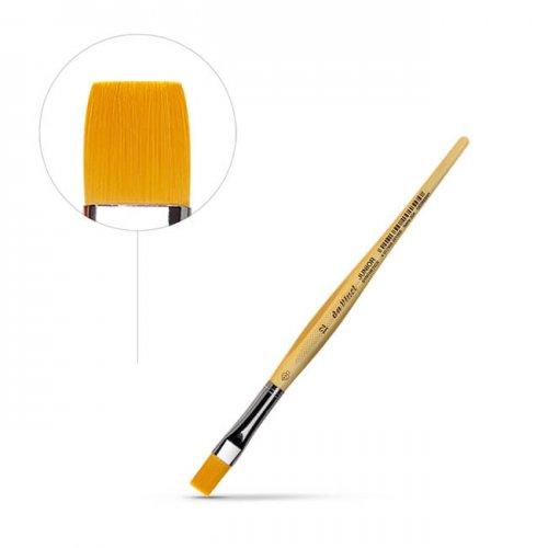 da Vinci Serie 304 - Junior Schulmalpinsel flach 14