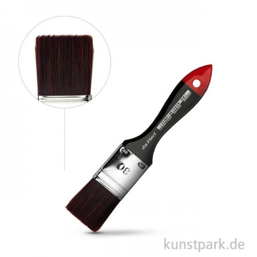 da Vinci Serie 5040 - Cosmotop breit schwarz 20