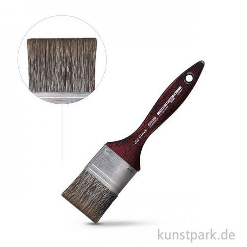 da Vinci Serie 5096 - Grigio breiter Flachpinsel