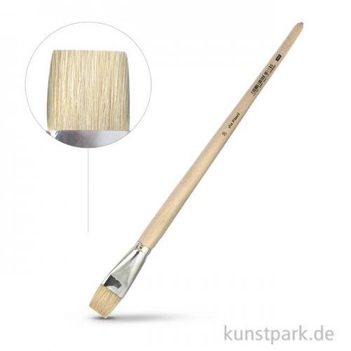 da Vinci Serie 7179 - Borstenpinsel natur flach 12