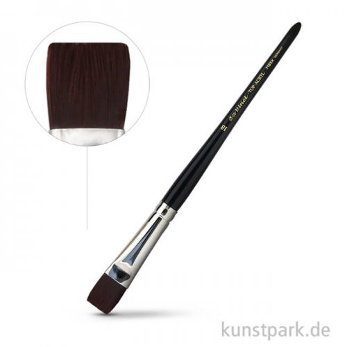 da Vinci Serie 7185K - TOP-Acrylpinsel kurz