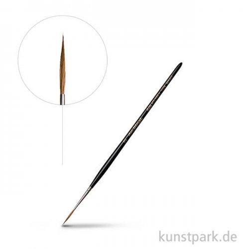 da Vinci Serie 1105 - Schreibpinsel Kolinsky Rotmarder mittellang
