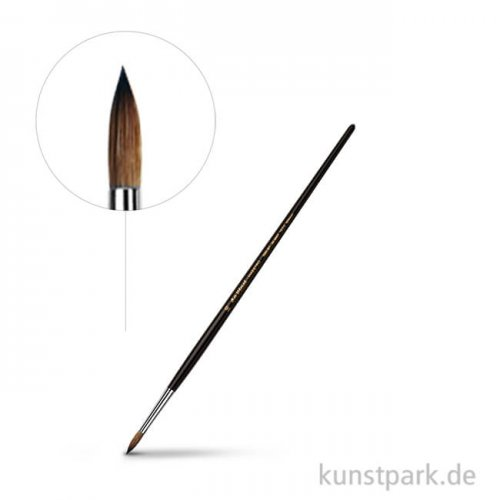 da Vinci Serie 1600 - Tobolsky Kolinsky Rotmarder Ölmalpinsel