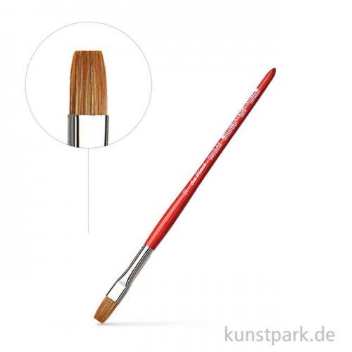 da Vinci Serie 1887K - Aquarellpinsel flache helle Rindshaare