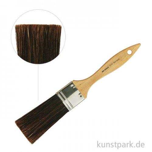 da Vinci Serie 2491 - Schlägerpinsel reine graue Chinaborsten