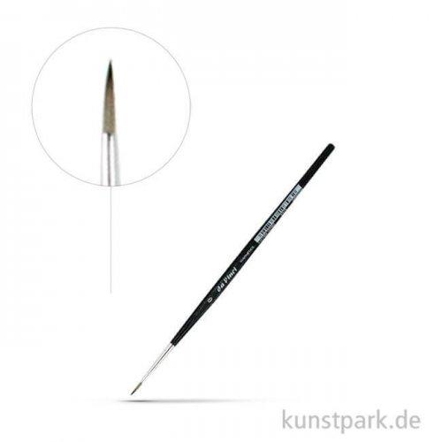 da Vinci Serie 3373 - graue synthetische Faser rund m0