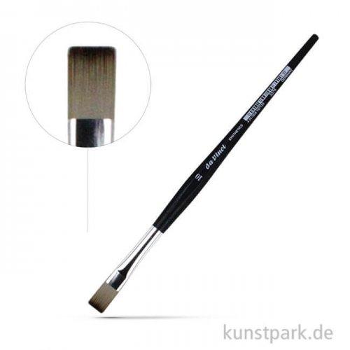 da Vinci Serie 3374 - graue synthetische Faser flach 10