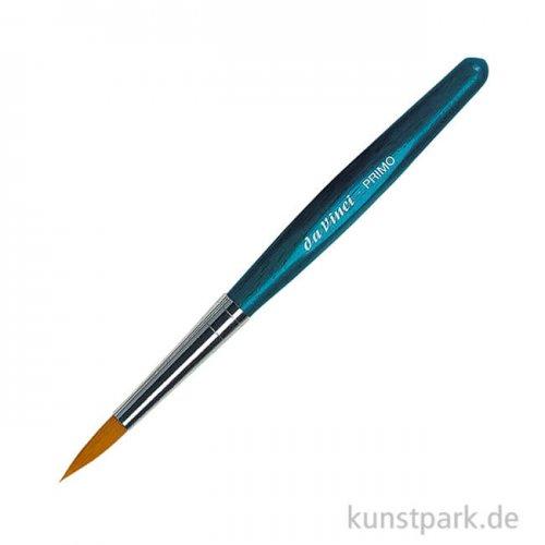 da Vinci Serie 353 - PRIMO Synthetikpinsel rund blau