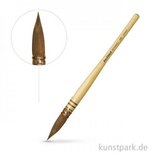 da Vinci Serie 428 - ARTISSIMO Pinsel reine Kolinsky Rotmarderhaare