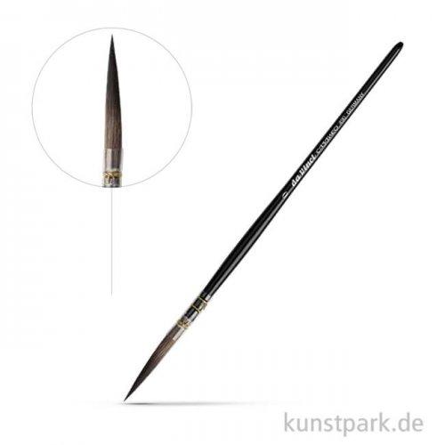 da Vinci Serie 490 - CASANEO Aquarell, lange runde Spitze m0