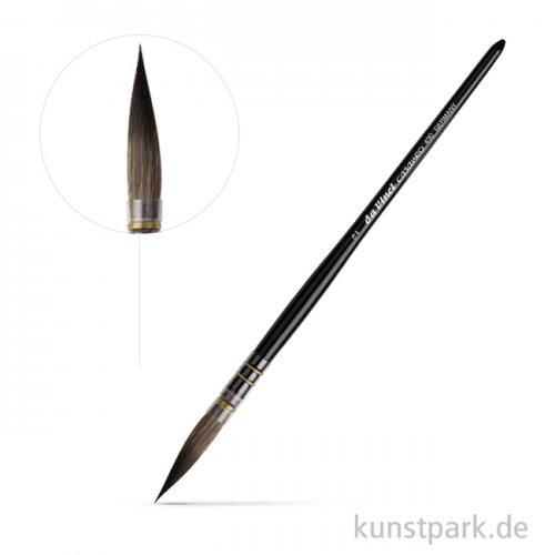 da Vinci Serie 490 - CASANEO Aquarell, lange runde Spitze