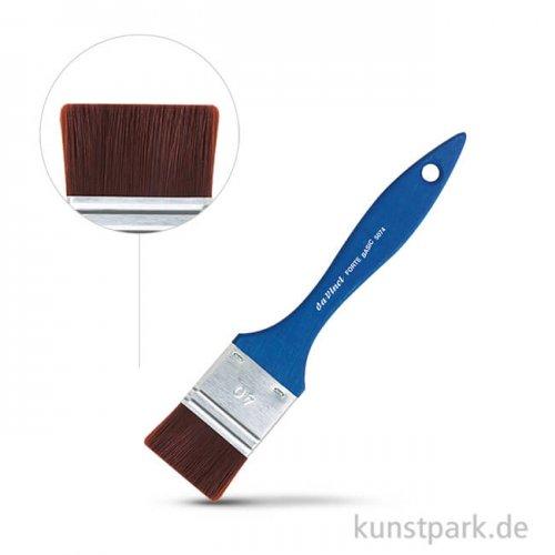 da Vinci Serie 5074 - FORTE Basic Modler Pinsel breit, Synthetik