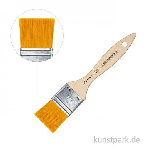 da Vinci Serie 5076 - JUMBO Synthetics Pinsel breit 50
