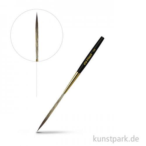 da Vinci Serie 706 - Schlepper spitze lange Fehhaar Imitation Größe 8