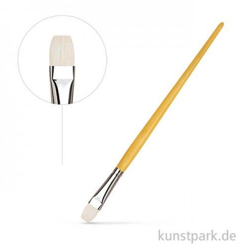 da Vinci Serie 7100 - Maestro flache mittellange Borsten