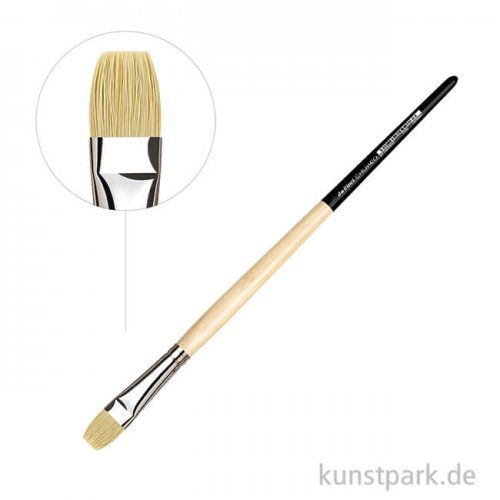 da Vinci Serie 7129 - CHUNEO Synthetikborste flach