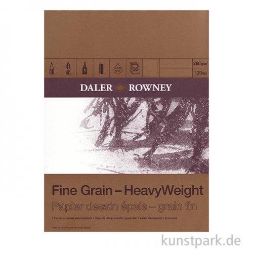 Daler-Rowney Zeichenblock FINE, 30 Blatt, 200g DIN A3