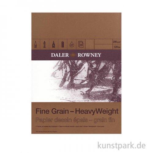 Daler-Rowney Zeichenblock FINE, 30 Blatt, 200g DIN A4