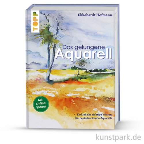 Das gelungene Aquarell, Topp Verlag