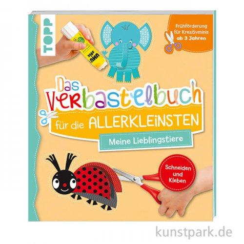 Das Verbastelbuch - Lieblingstiere, Topp Verlag