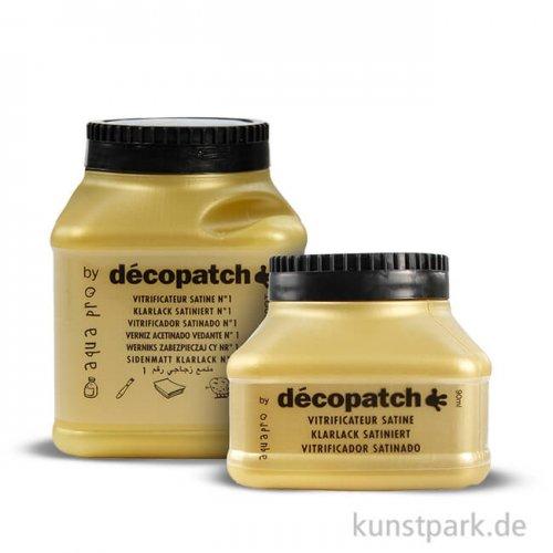 DECOPATCH Klarlack satiniert